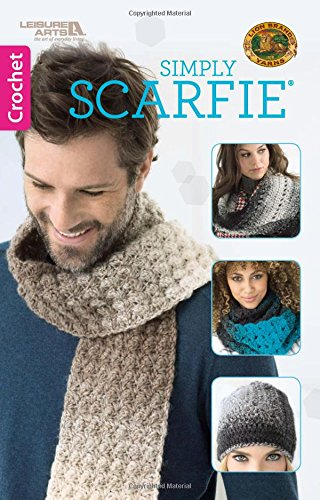 Simply Scarfie | Crochet | Leisure Arts (75586)