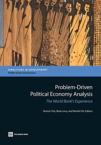 9781464801211: Problem-Driven Political Economy Analysis: The World Bank's Experience (Directions in Development)