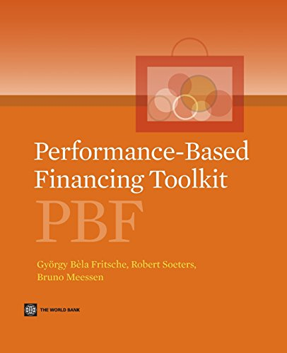 9781464801280: Performance-Based Financing Toolkit