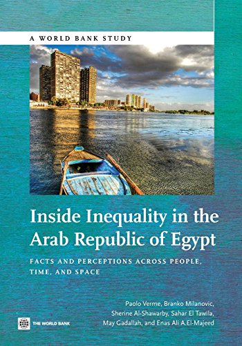 9781464801983: Inside Inequality in the Arab Republic of Egypt: Facts and Perceptions across People, Time, and Space (World Bank Studies)