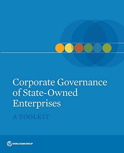 9781464802225: Corporate Governance of State-Owned Enterprises: A Toolkit