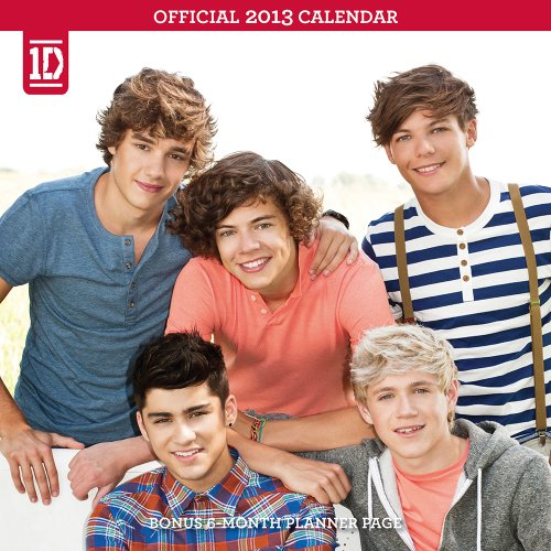 1D 2013 Square 12x12 Wall Calendar: Browntrout Publishers; Inc.