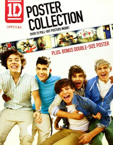 9781465007001: 1D Poster Collection (One Direction Poster)