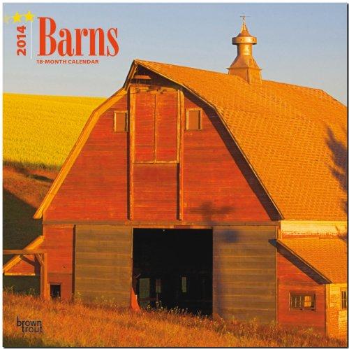 9781465009227: Barns 18-Month 2014 Calendar (Multilingual Edition)
