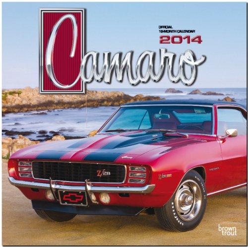 9781465009654: Camaro 2014 18-Month Calendar (Multilingual Edition)