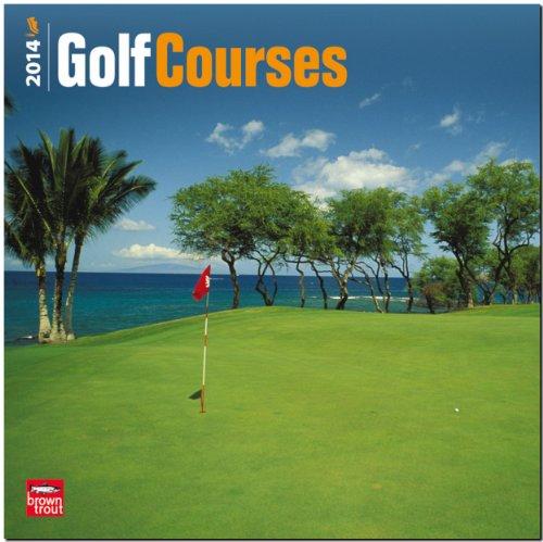 9781465010544: Golf Courses Calendar