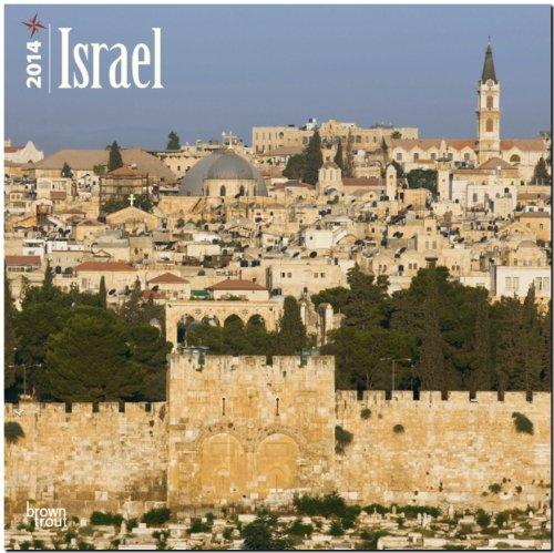 9781465010865: Israel Calendar (Multilingual Edition)