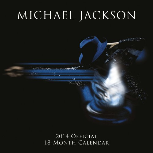 9781465011435: Michael Jackson 2014 18 Month Calendar