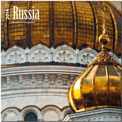 9781465012401: Russia Calendar (Multilingual Edition)