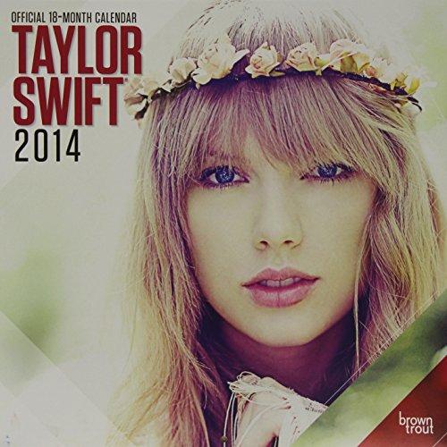9781465012791: Taylor Swift 2014 Wall Calendar