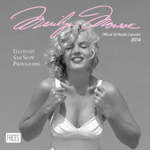 9781465013958: Marilyn Monroe 2014 Calendar (Multilingual Edition)