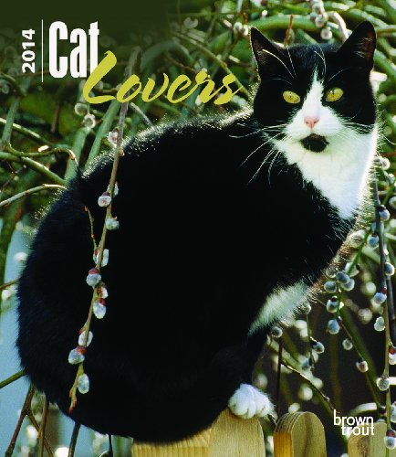 Cat Lovers 2014 Calendar (Multilingual Edition): Browntrout Publishers