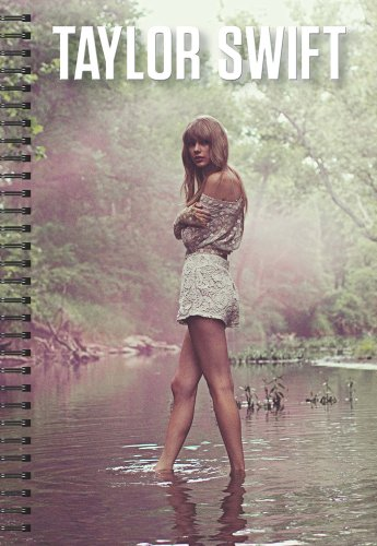 9781465014641: Taylor Swift 2012-13 Spiral Notebook (Sm-Style B)