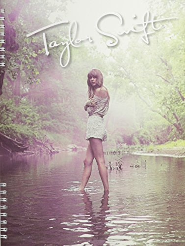 9781465015037: Taylor Swift 2012-13 Spiral Notebook (Lg-Style C)