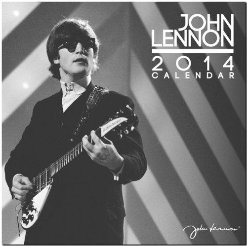 9781465015419: John Lennon Official 2014 Calendar