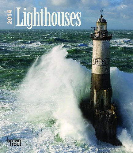 9781465015495: Lighthouses 2014 Calendar (Multilingual Edition)