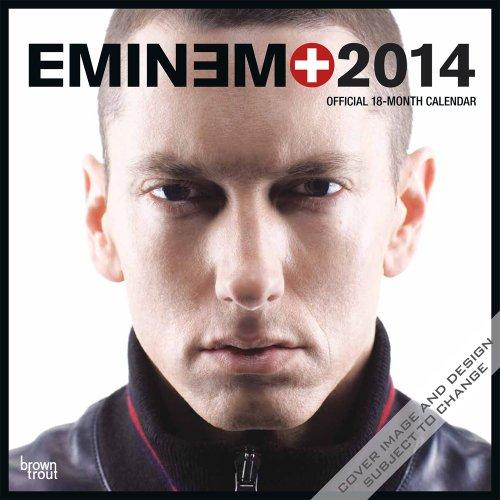 9781465016973: Eminem 2014 Calendar Bravado