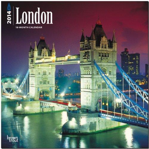 9781465017307: London Calendar (Multilingual Edition)