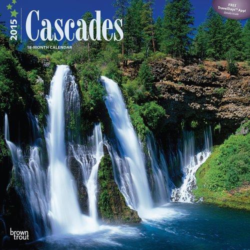 Cascades 2015 Square 12x12: BrownTrout