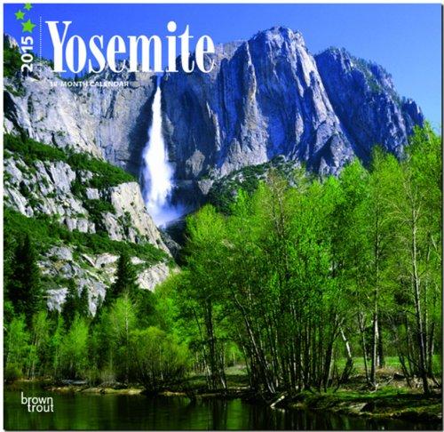 9781465024510: Yosemite 2015 Square 12x12 (Multilingual Edition)