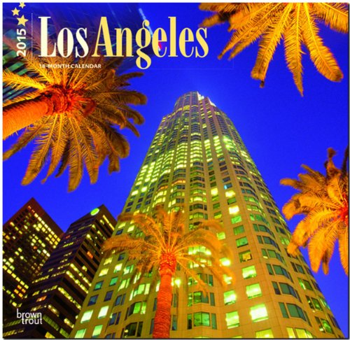 9781465024596: Los Angeles 2015 Square 12x12 (Multilingual Edition)