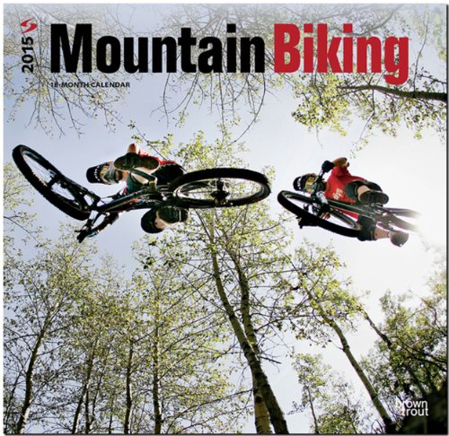 9781465027948: Mountain Biking 2015 Square 12x12 (Multilingual Edition)