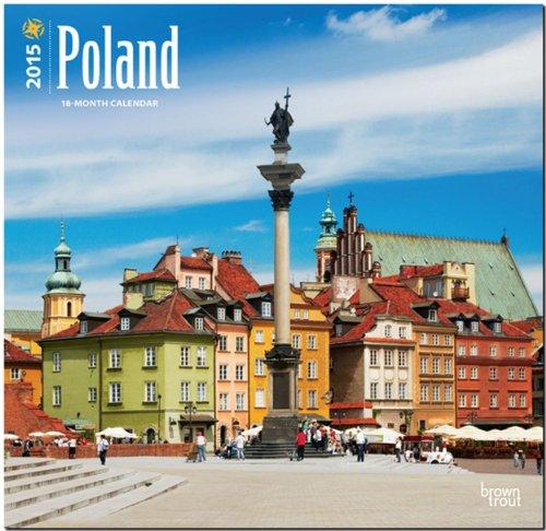 9781465028266: Poland 2015 Square 12x12 (Multilingual Edition)