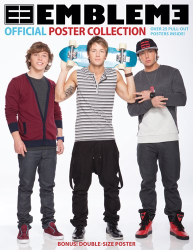 9781465029010: Emblem 3 Poster Collection