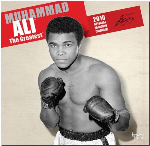 9781465029850: Muhammad Ali 2015 Square 12x12