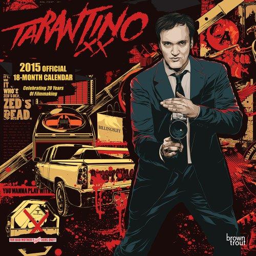 9781465029874: Tarantino XX 2015 Square 12x12