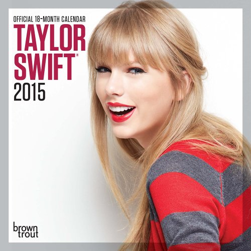 9781465031051: Taylor Swift 2015 Mini 7x7 (Multilingual Edition)