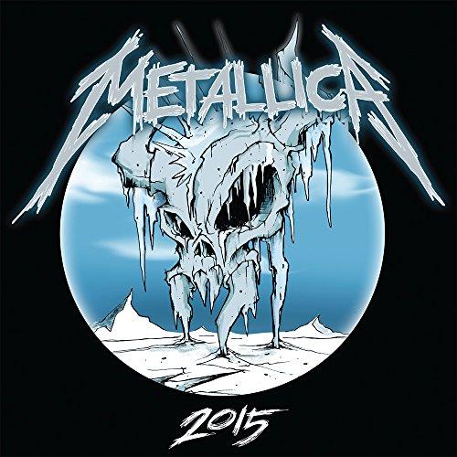 9781465031136: Metallica 2015 Square 12x12 Bravado