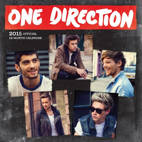 One Direction 2015 Square 12x12 Plato: Browntrout Publishers