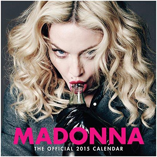 9781465040008: Madonna 2015 Square 12x12