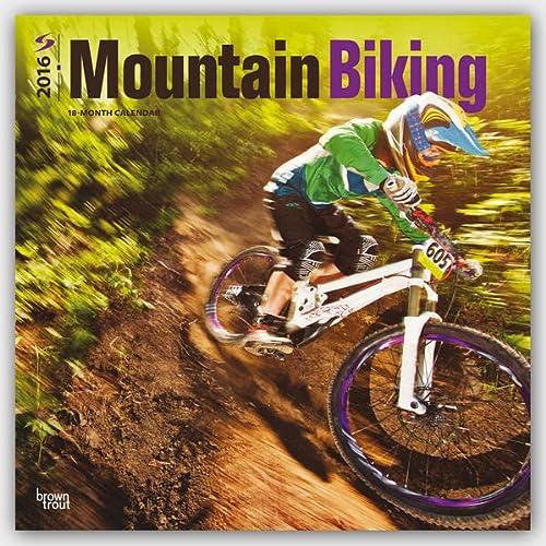 9781465044969: Mountain Biking 2016 Square 12x12 (Multilingual Edition)