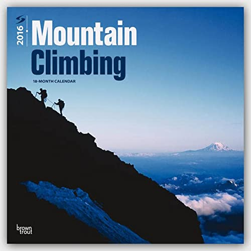 9781465044976: Mountain Climbing 2016 Square 12x12 (Multilingual Edition)