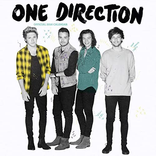 One Direction 2016 Square 12x12 Global: Browntrout Publishers