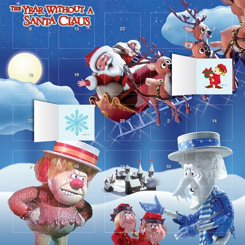 9781465048653: The Year Without a Santa Claus 2016 Square 12x12 Advent (DEC15)