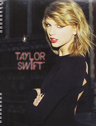 9781465051356: Taylor Swift 2015-16 Spiral Notebook (12M-JUL15)
