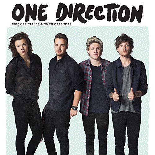 9781465052070: One Direction 2016 Calendar (Multilingual Edition)