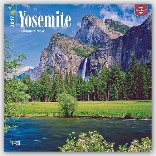 9781465054128: Yosemite 2017 Square (Multilingual Edition)