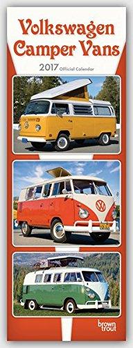 9781465056511: Volkswagen Camper Vans 2017 Slim Calenda