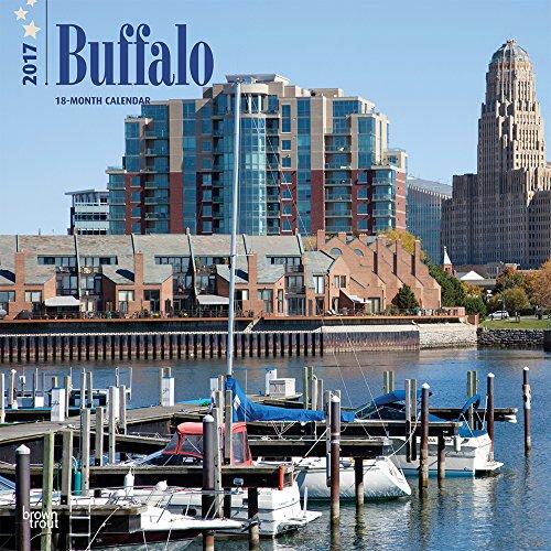 9781465084200: Buffalo 2017 Square
