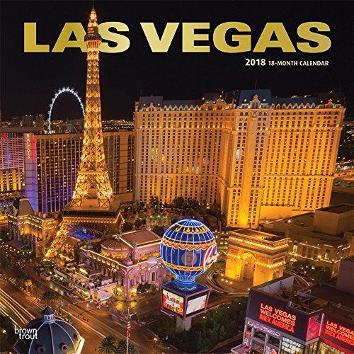 2018 Las Vegas Wall Calendar (Calendar)