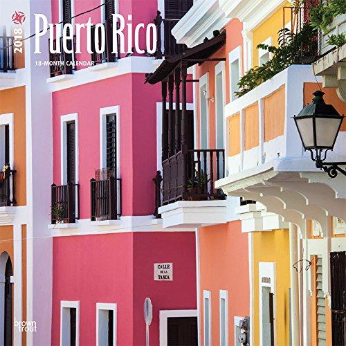 2018 Puerto Rico Wall Calendar (Calendar)