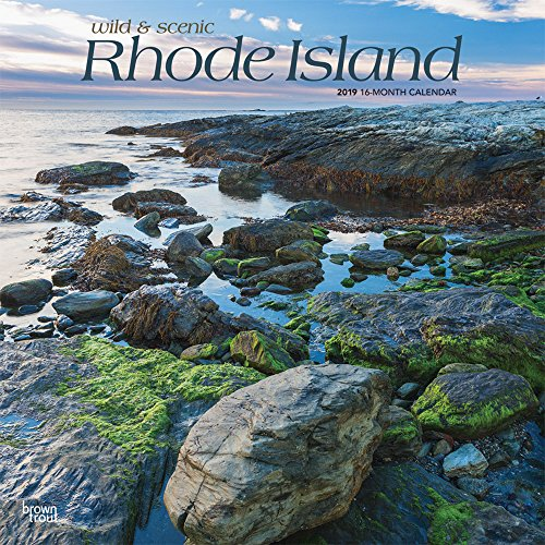 Rhode Island, Wild & Scenic 2019 12: BrownTrout Publishers, Inc.