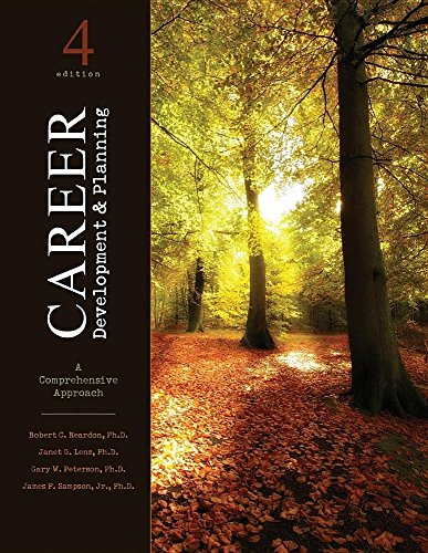 9781465200068: Career Development and Planning: A Comprehensive Approach