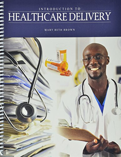 Introduction to Healthcare Delivery: MARY, BROWN
