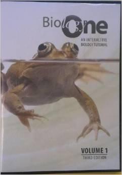 9781465200822: Biology One: An Interactive Biology Tutorial: Volume 1