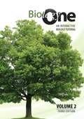 9781465200839: Biology One: An Interactive Biology Tutorial Volume 2